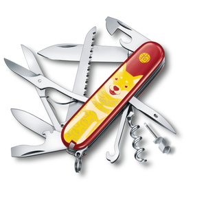 Victorinox Huntsman Year of the Dog 2018 (Red)