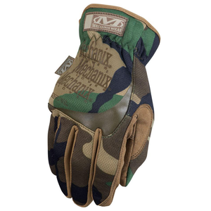 Mechanix FastFit (Woodland Camo)
