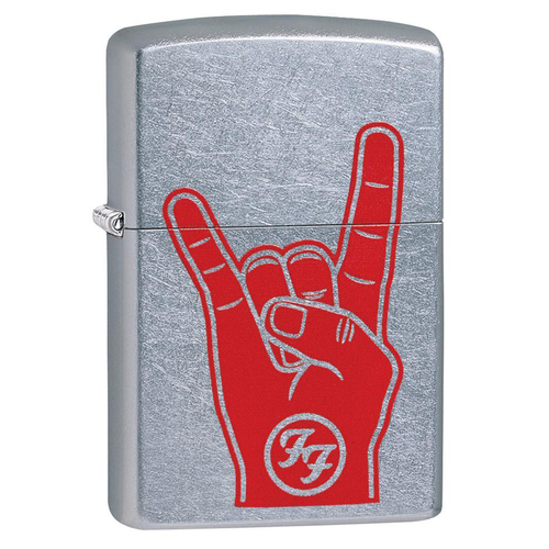 Zippo 29476 Foo Fighters Rock Sign Lighter