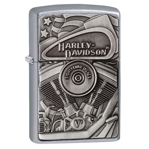 Zippo 29266 Harley-Davidson Engine Surprise Lighter