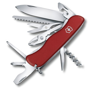 Victorinox Hercules Multitool (Red) - Thomas Tools