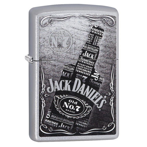 Zippo 29285 Jack Daniel's Vintage Bottle Lighter