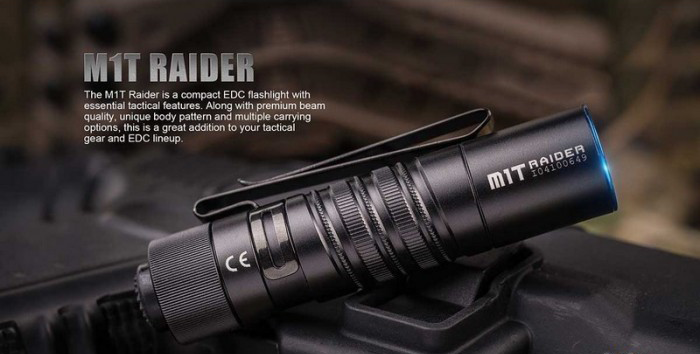 Olight M1T Raider (500 Lumens)