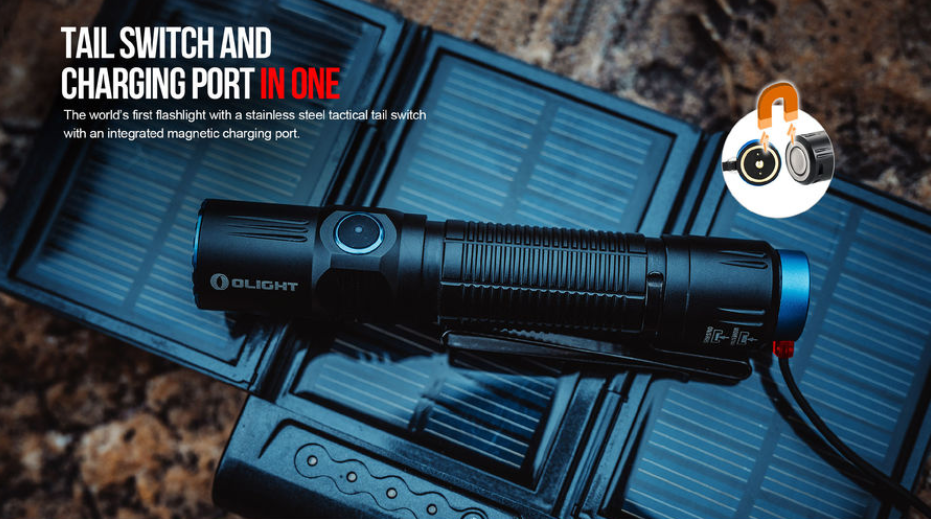 Olight M2R Warrior (1500 Lumens)