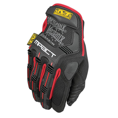 Mechanix M-Pact (Black/Red)