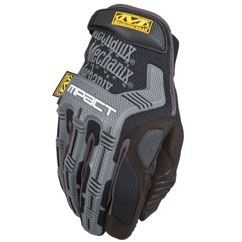 Mechanix M-Pact (Black/Grey)