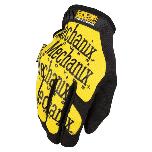 Mechanix Original (Yellow) - Thomas Tools