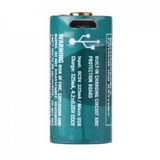 Olight Battery RCR123 650mAh USB - Thomas Tools