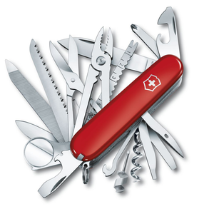 Victorinox Swiss Champ Multitool (2 Versions) - Thomas Tools