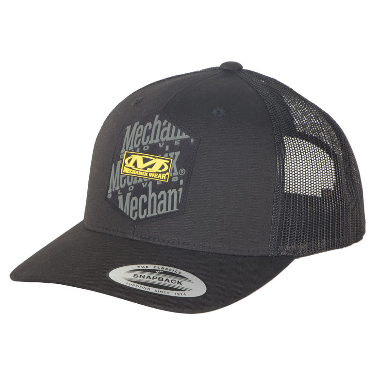 Mechanix Icon Snapback Hat