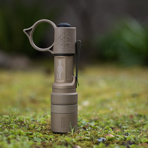 Thyrm SwitchBack Backup Tactical Flashlight Ring (3 Versions) - Thomas Tools