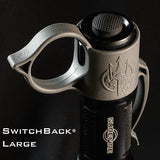 Thyrm SwitchBack Large Flashlight Ring (3 Versions) - Thomas Tools