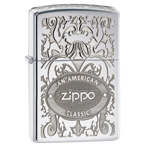 Zippo Stamp 24751 Crown Stamp Lighter