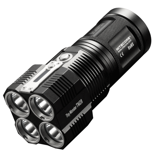 Nitecore TM28 Rechargeable Flashlight (6000 Lumens)