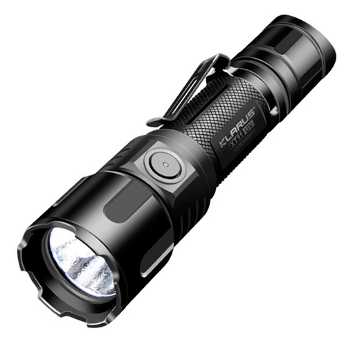 Klarus XT11UV Rechargeable Flashlight (900 Lumens)