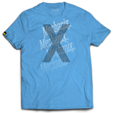 Mechanix X T-Shirt (Blue/Men's)