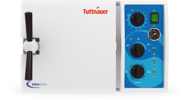 Tuttnauer Value Clave 1730 Manual Sterilizer