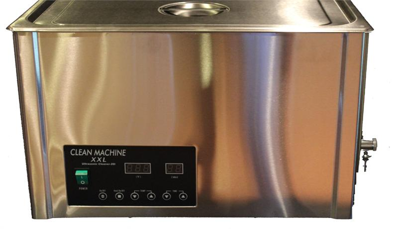 Clean Machine Extreme XXL Ultrasonic Cleaner