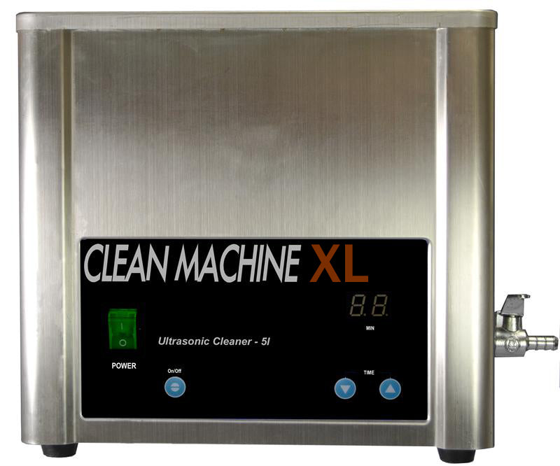 Clean Machine Extreme XL Ultrasonic Cleaner