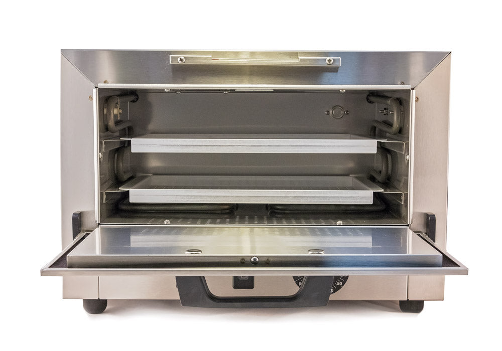 Sterident Model 200 Dry Heat Sterilizer 2 Tray Model