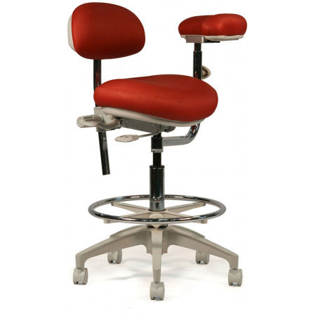 Telluride C50ABT Crown Seating Assistant Stool