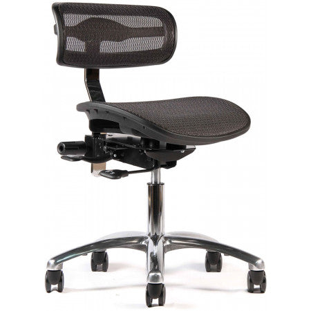 Virtù® C120DM Crown Seating Assistant Stool