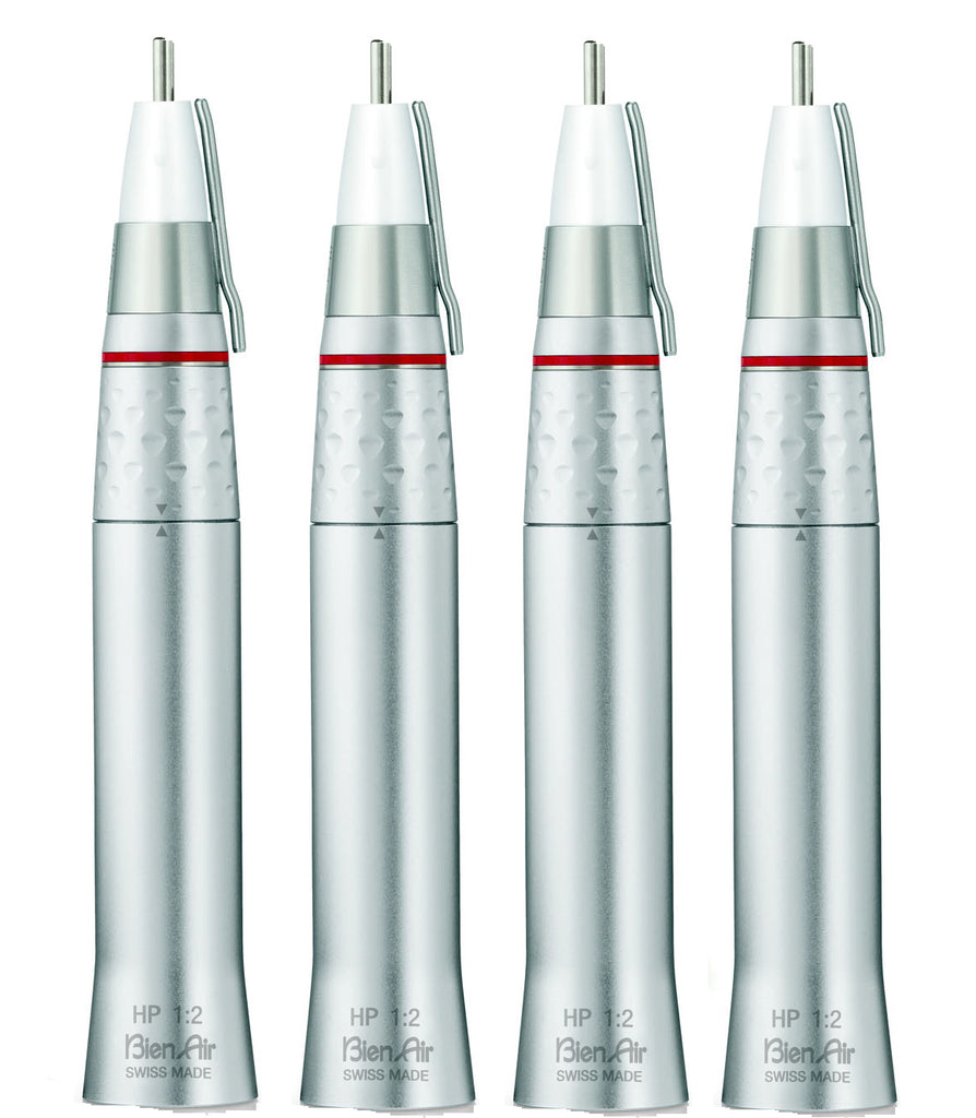 Bien Air 1:2 Speed Increasing Surgical Nose Special 4 Pack