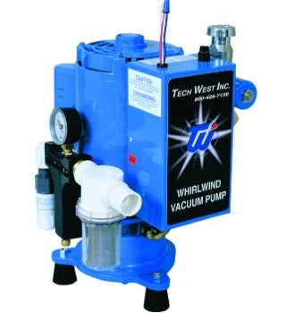 Tech West Whirlwind Liquid Ring Vacuum Pump