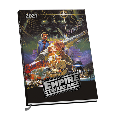 Star Wars Classic A5 2021 Diary