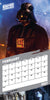 Star Wars Classic 2021 Square Wall Calendar February