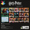 Harry Potter 2021 Square Wall Calendar Back