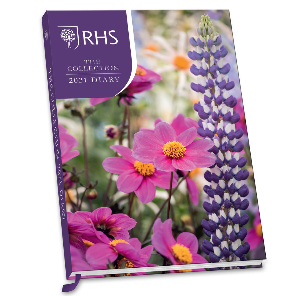 Royal Horticultural Society 2021 A5 Diary Front