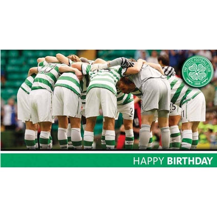 Celtic Happy Birthday Greeting Card