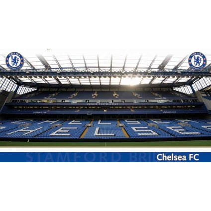 Chelsea Stadium Greeting Card