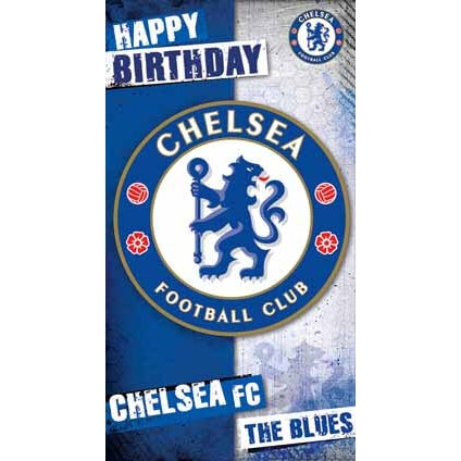 Chelsea Happy Birthday Greeting Card