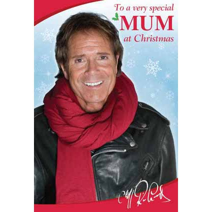 Cliff Mum Christmas Card