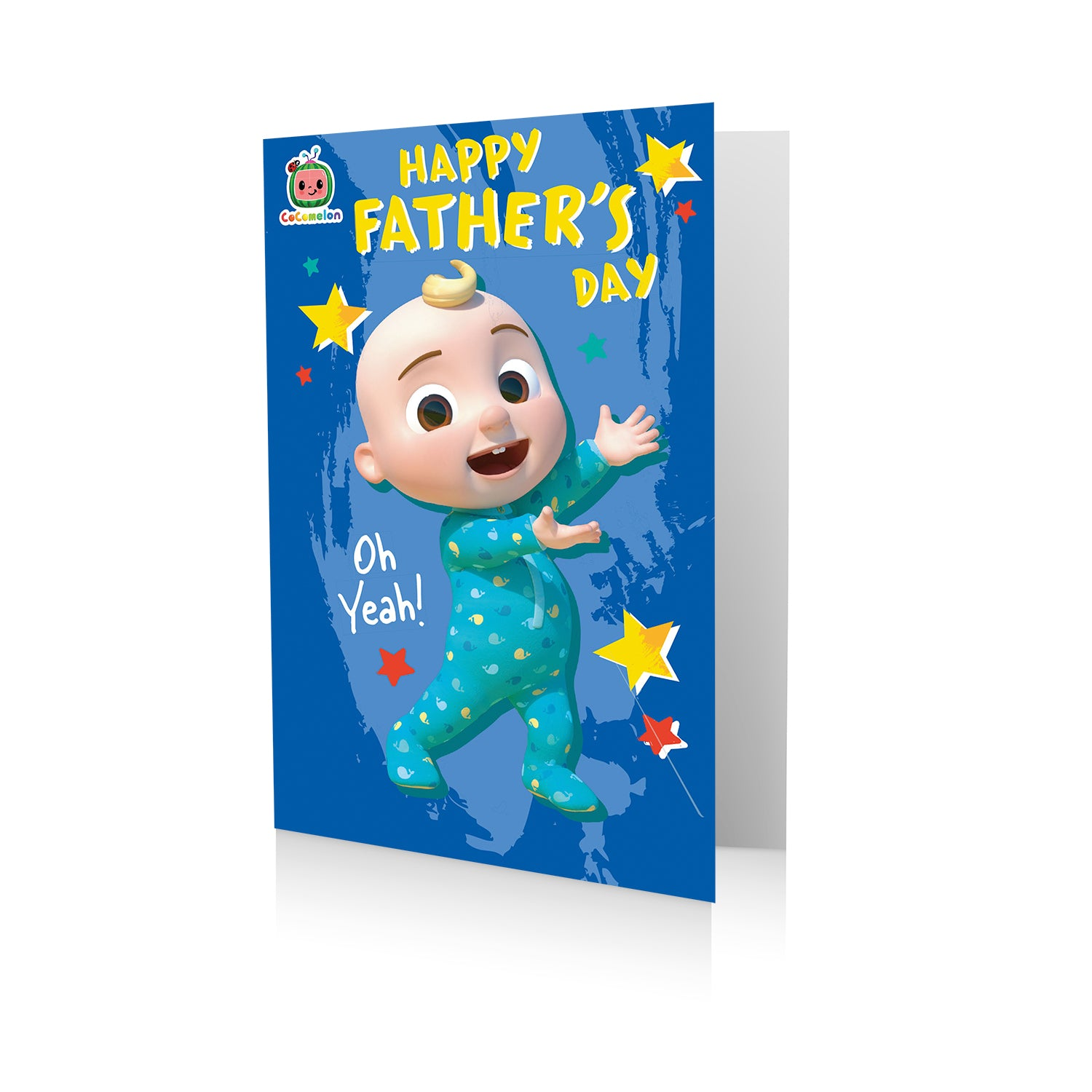 Cocomelon Father's Day Card