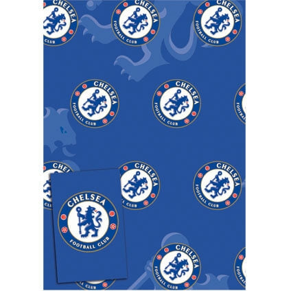 Chelsea Gift Wrap 2 Sheets & Tags