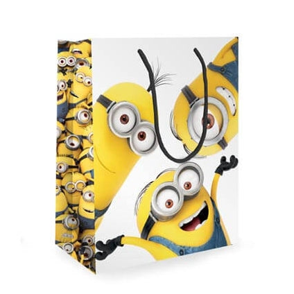 Despicable Me Minion Small Gift Bag