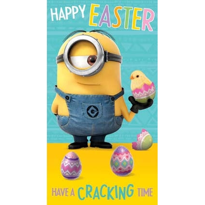 Despicable Me Easter Card