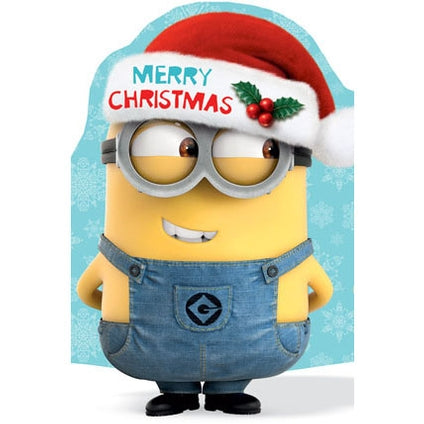 Despicable Me General Christmas Card