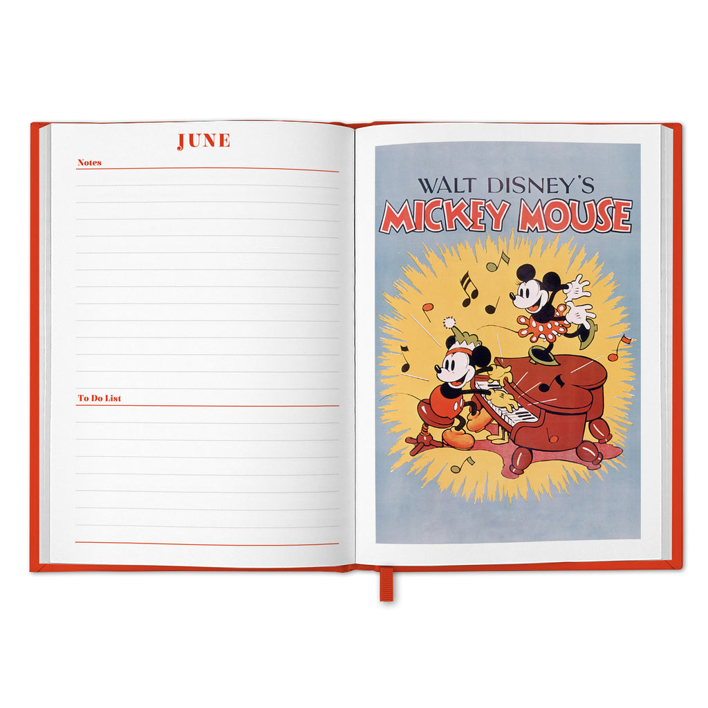 Disney Vintage Posters 2021 A5 Diary Inside 2