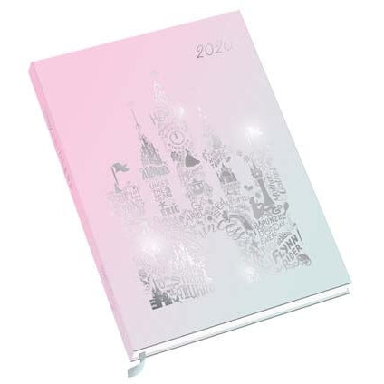 Disney Princess 2020 Diary