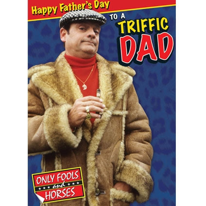 Only Fools & Horses Father's Day Sound Card