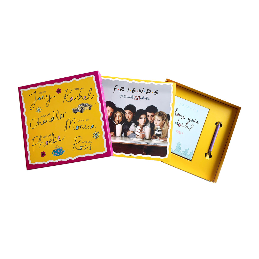 Friends 2021 Gift Set Box