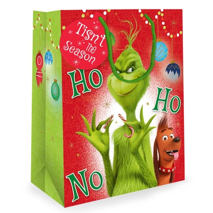 The Grinch Christmas Gift Bag