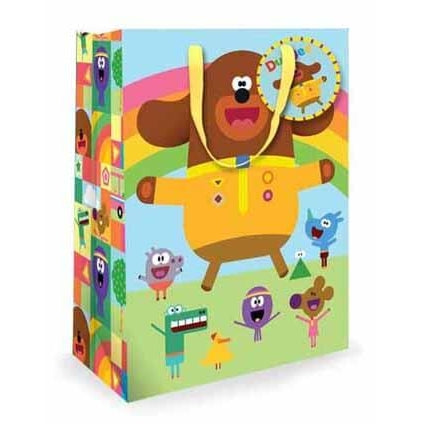 Hey Duggee Medium Gift Bag