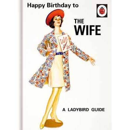 Ladybird Books For Grown-Ups The Wife Card