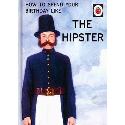 Ladybird Books For Grown-Ups The Hipster Card