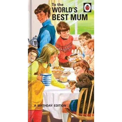 Ladybird Books For Grown-Ups  Mum  Birthday Card